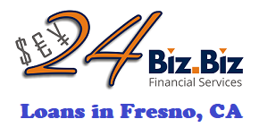 24Biz - Loans in Fresno California USA